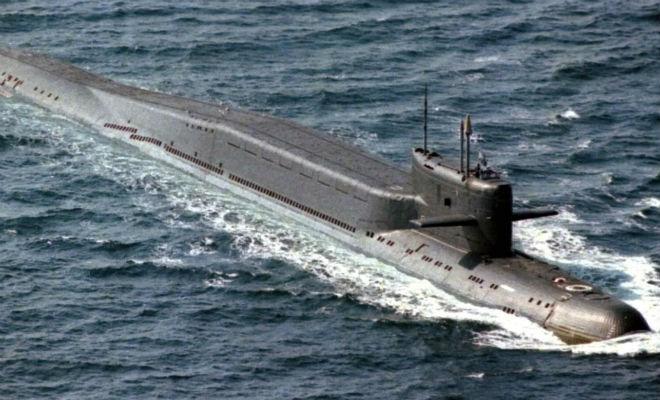 Атомные субмарины, которые за минуты способны стереть цивилизацию