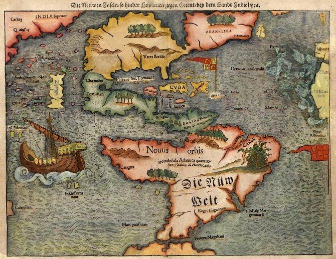 Континенты, которые когда-то исчезли