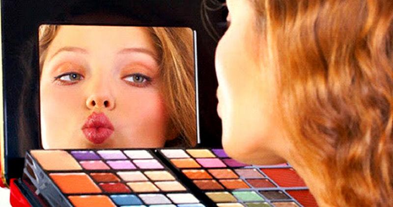 Косметика и макияж времён СССР