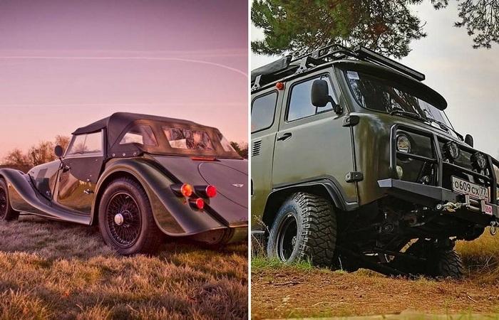 Легендарные авто, которые выпускаются до сих пор
