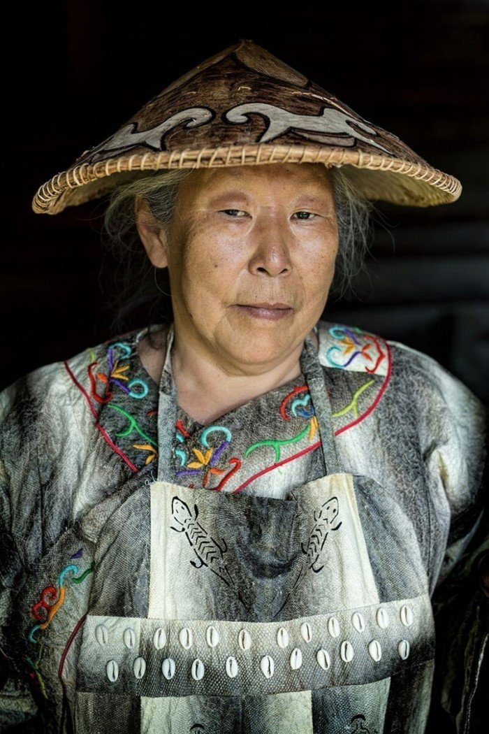 Проект «Мир в лицах» показывает коренных жителей древних народов мира