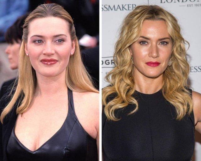 Знаменитые актрисы и певицы, которым возраст только к лицу