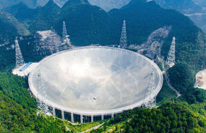 5 научных проектов Китая, которые поражают воображение
