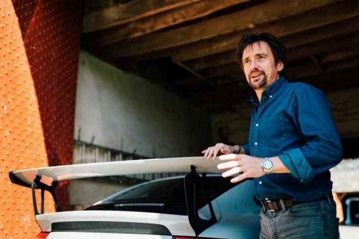 Автомобили экс-ведущего «Топ Гир» Ричарда Хаммонда