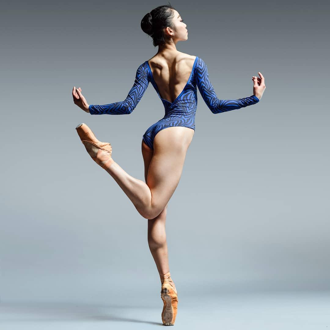 Чувственные снимки артистов балета от Dean Barucija