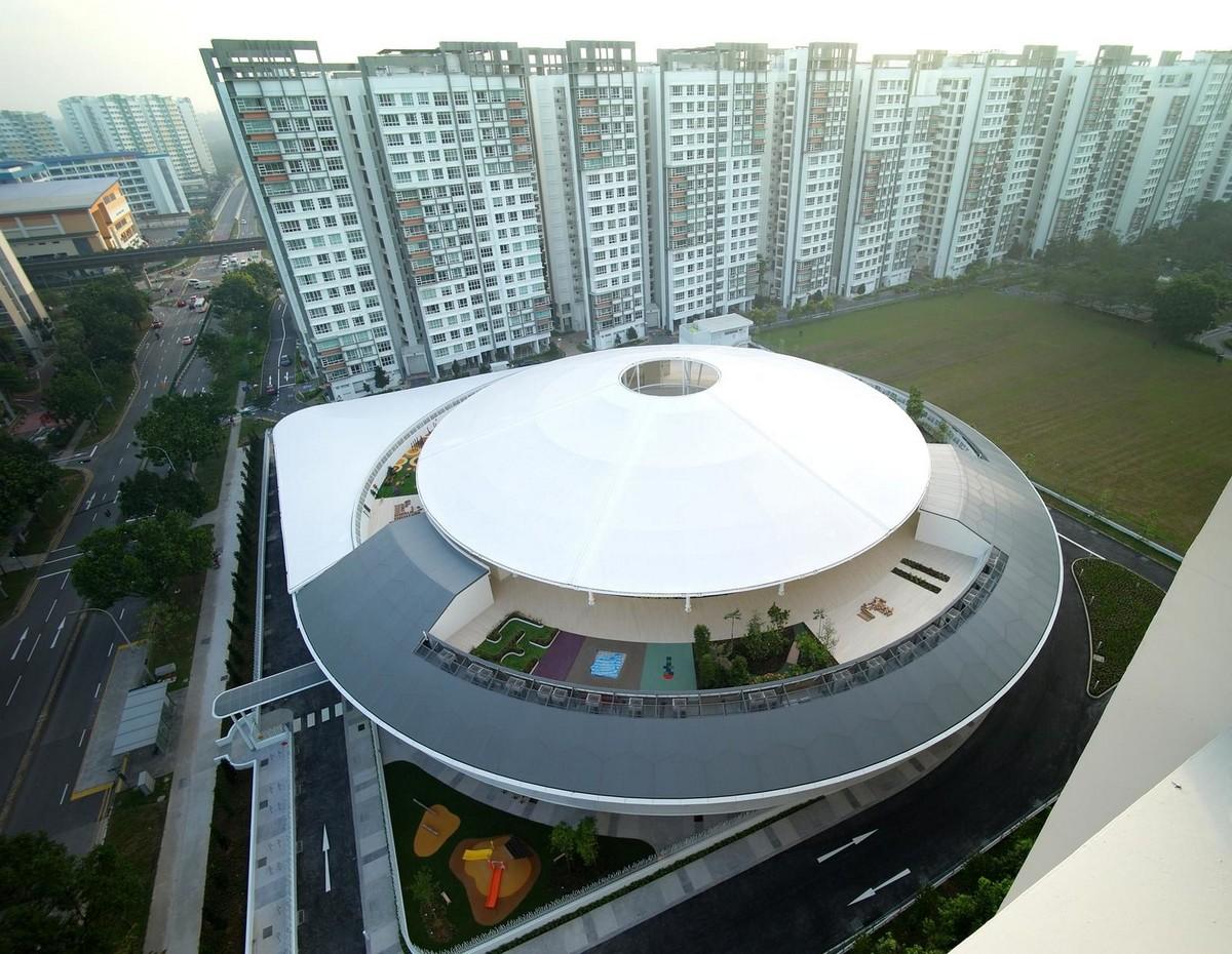 Детский образовательный центр в Сингапуре