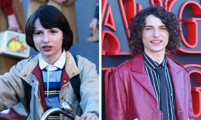 Как изменились актеры сериала «Очень странные дела»