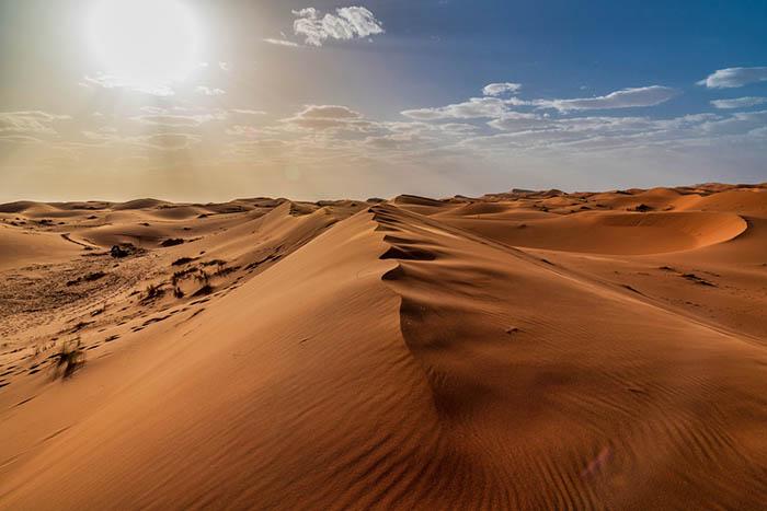 Как люди выживают в экстремальном климате пустыни