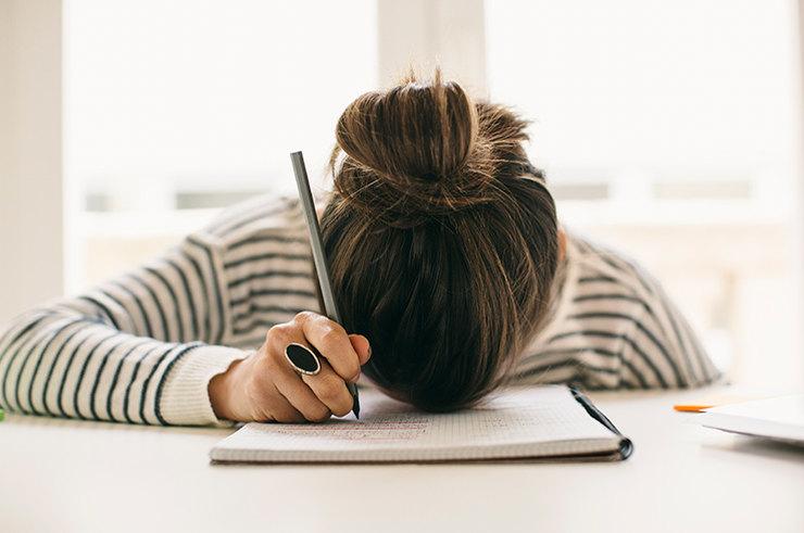 Как побороть постоянную усталость