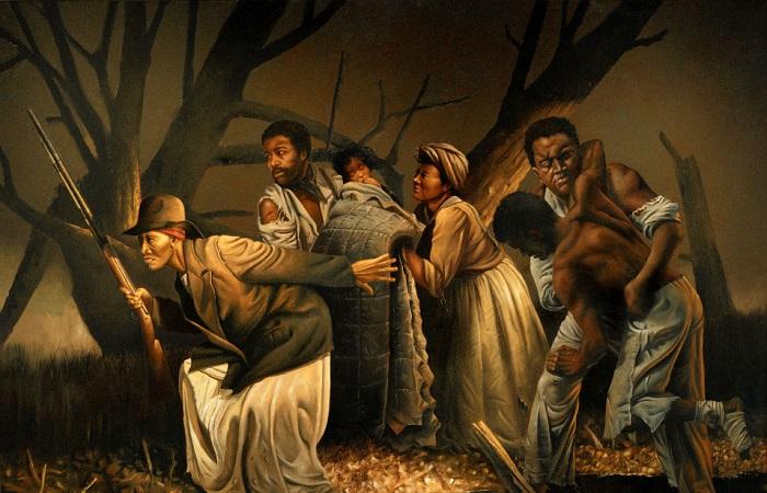 Легендарные истории побегов из рабства