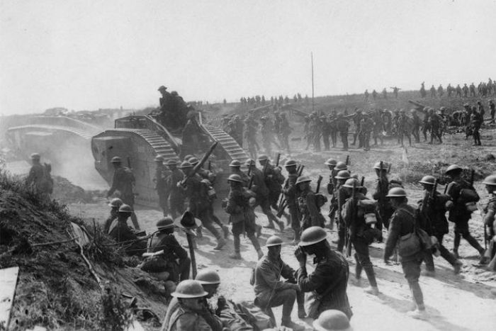 Открытия времён Первой мировой войны