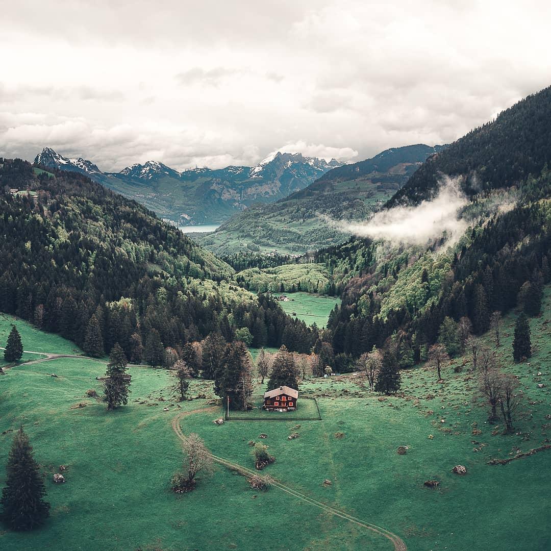 Пейзажи и путешествия на снимках Грегори Кефера