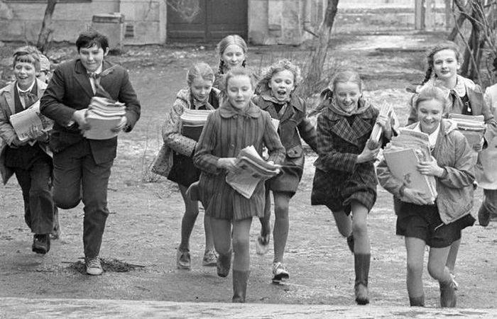Полезные привычки времен Советского Союза