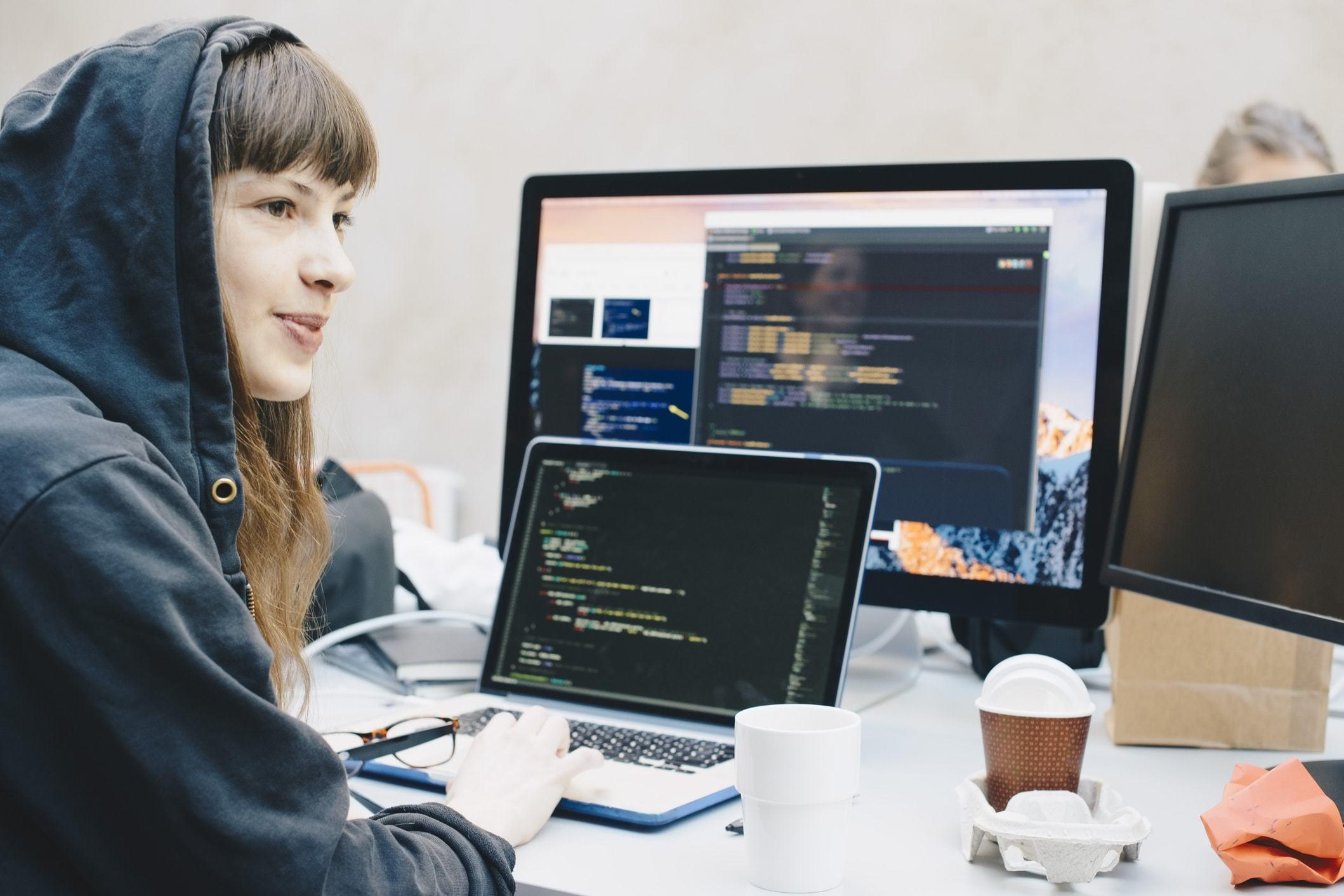 Прекрасные женщины, вписавшие свое имя в историю программирования