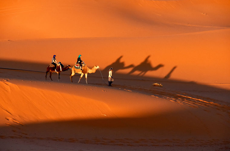 Реальность и мифы о Марокко