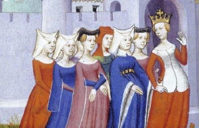 Самые скандальные дамы Средневековья