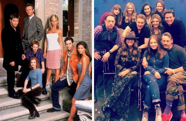 Актерские коллективы, которые встретились спустя годы