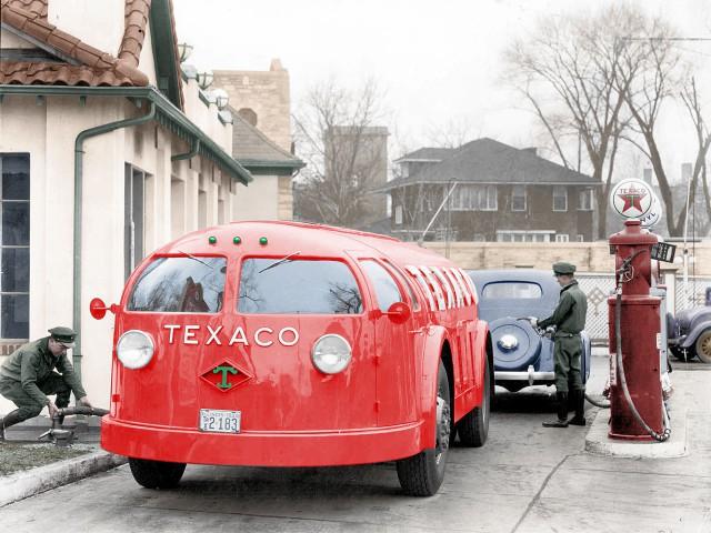 Diamond T Doodlebug — самый необычный бензовоз 1930-х годов