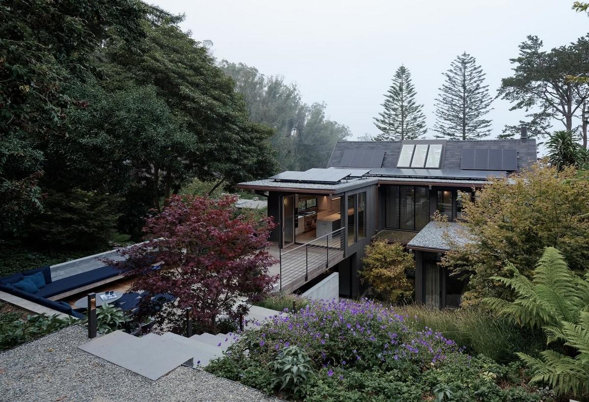 Дом для молодой пары в Сан-Франциско