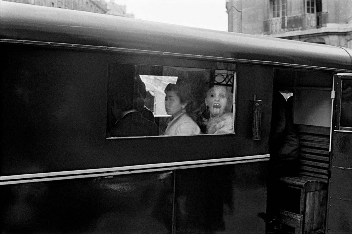 Ночная жизнь Парижа 50-х годов в фотографиях Франка Хорвата