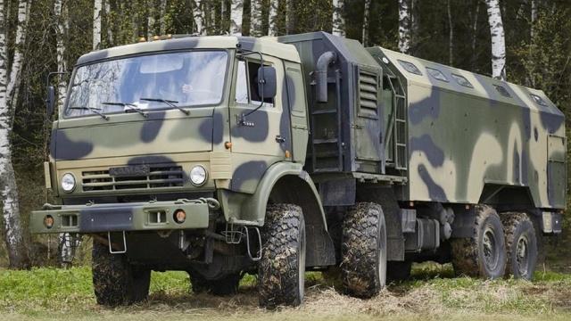 Новейшие передвижные бани «ППБ-32»