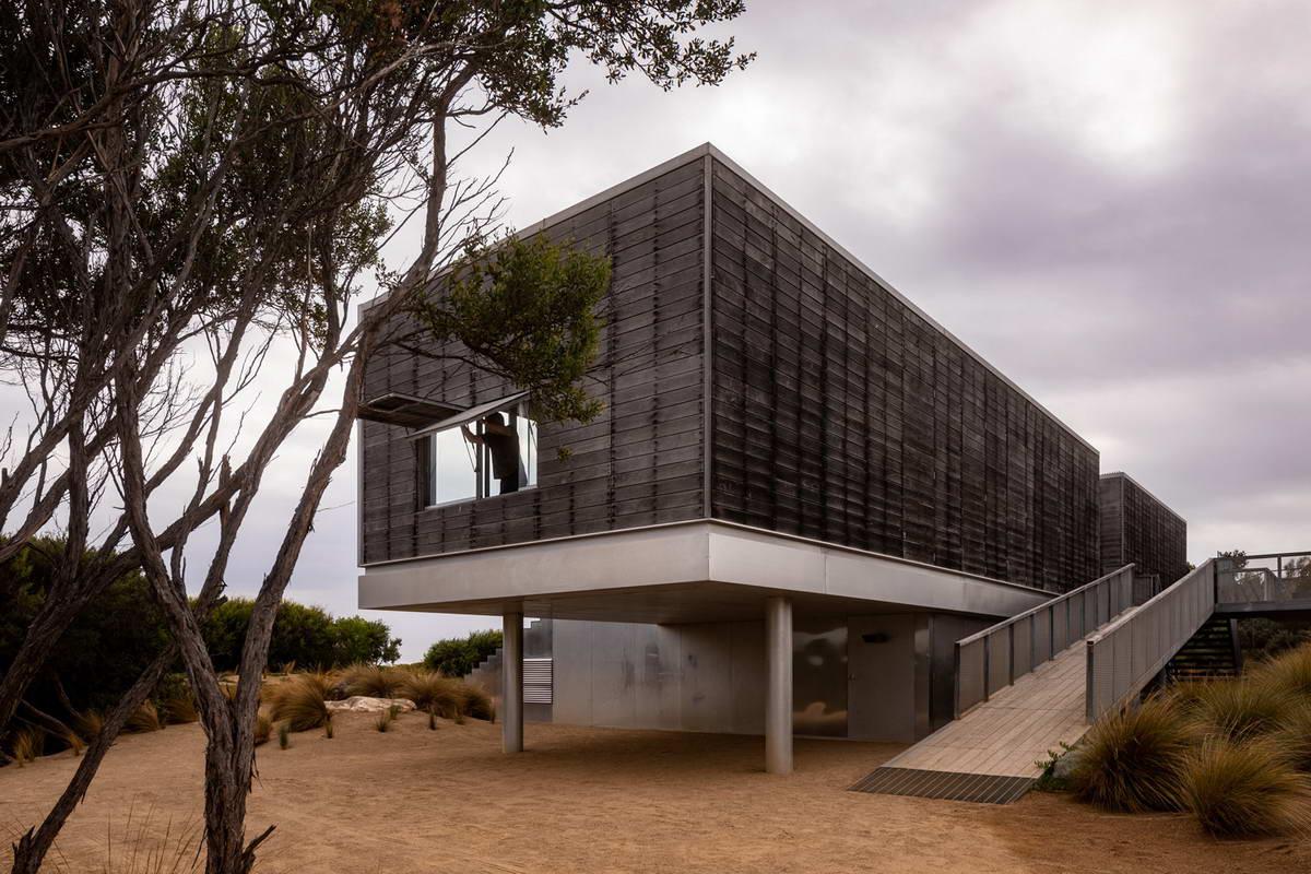 Пляжная резиденция в Австралии