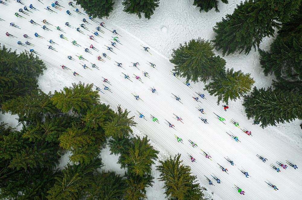Победители и финалисты конкурса аэрофотографии Drone Awards 2019