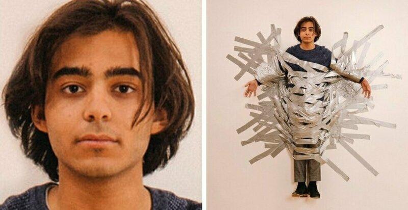 Провокационные фото на паспорт: за кадром всегда творится безумие