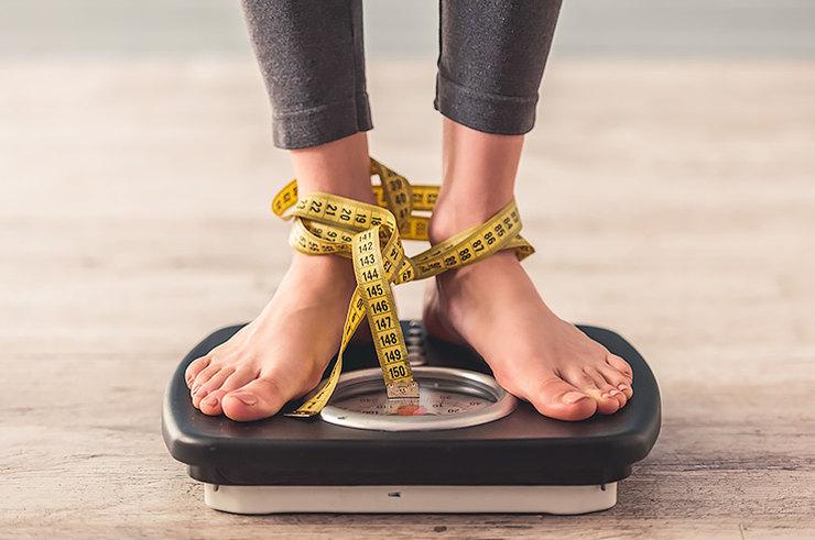 Распространенные ошибки, которые мешают сбросить вес