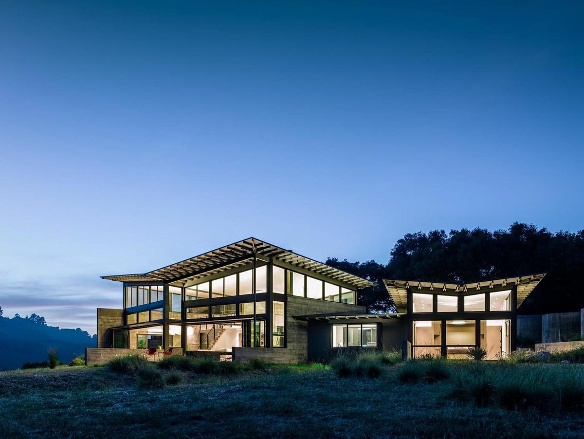 Резиденция для жизни на пенсии в Калифорнии