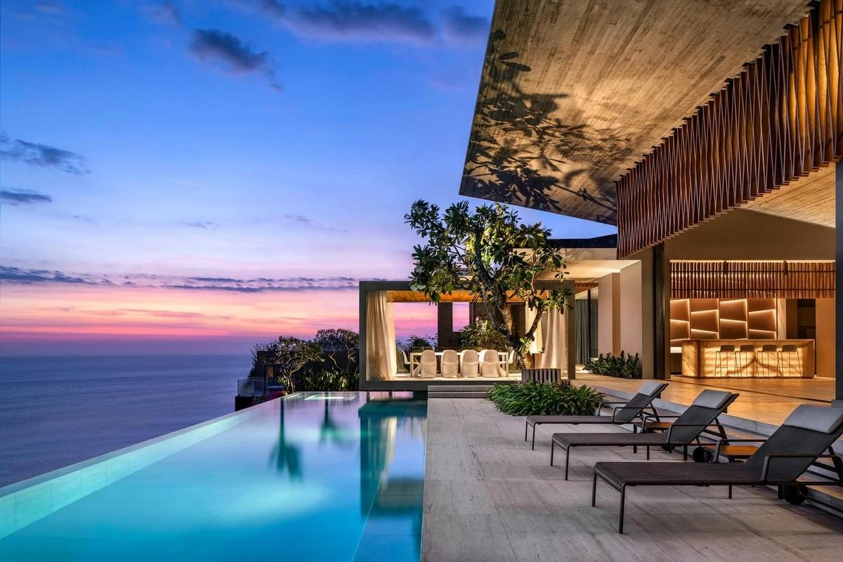 Роскошная вилла на острове Бали