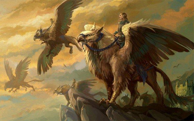 Самые известные мифические существа