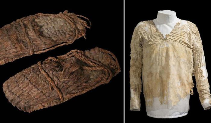 Самые старые образцы одежды, найденные археологами