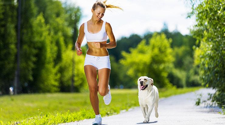 Советы для правильной техники бега