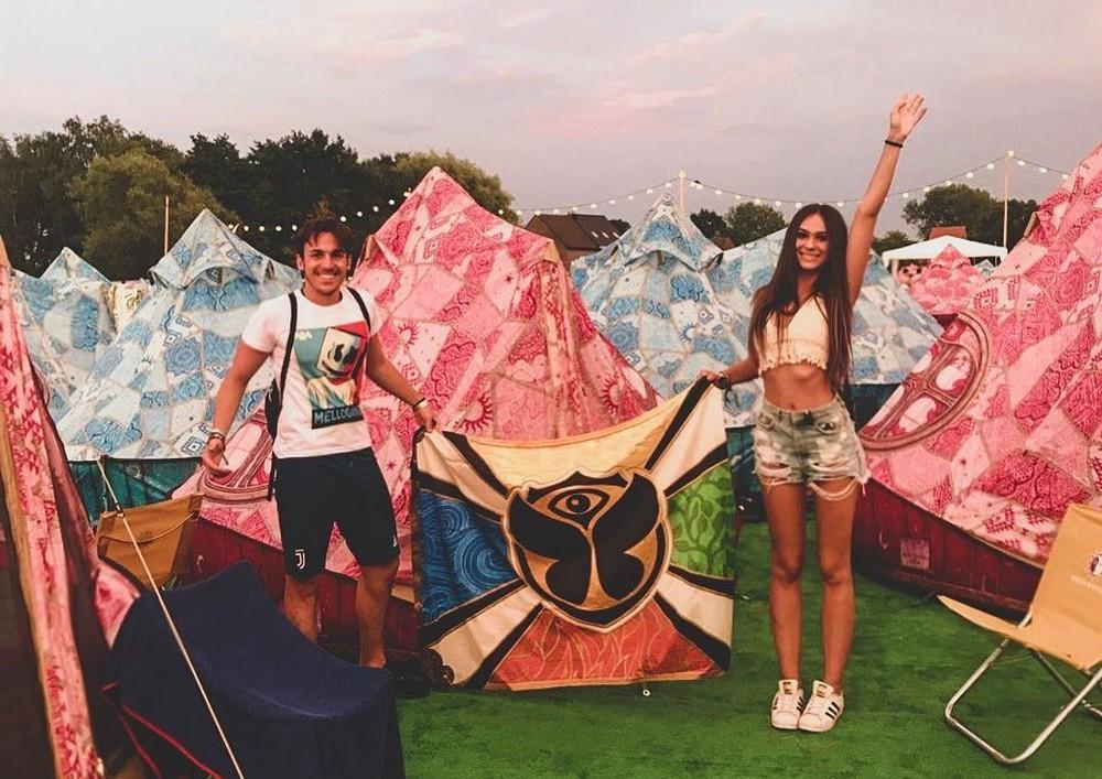 Яркие посетители музыкального фестиваля Tomorrowland 2019