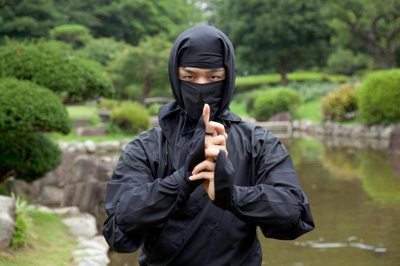 10 интересных фактов о ниндзя