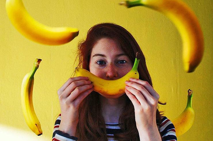 Банановая диета в борьбе с лишними килограммами