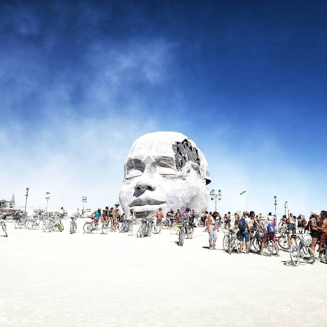 Фестиваль «Burning Man» 2019 на снимках