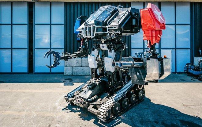 Компания MegaBots продаёт боевого робота на eBay