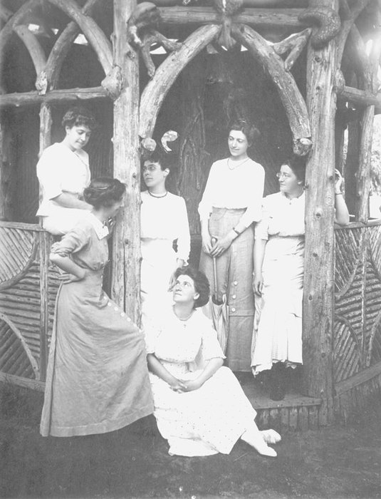 Первая коммуна «свободной любви» Онайда XIX века