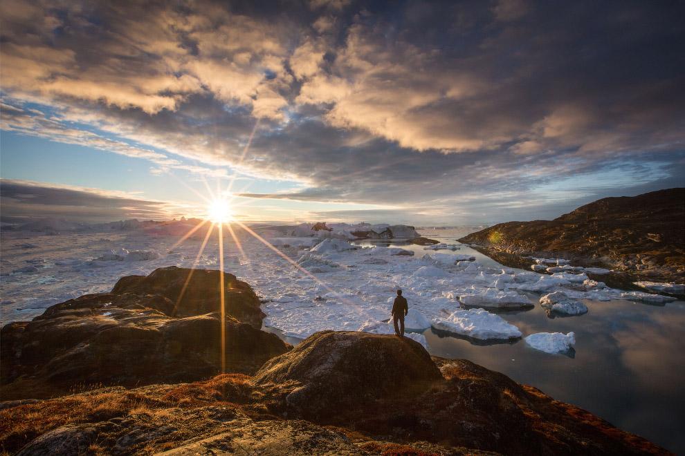 Путешествие в мировую столицу айсбергов