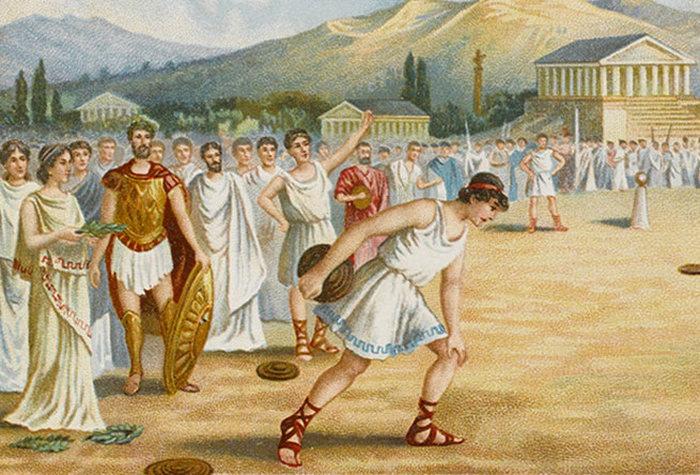 Различные мифы вокруг Олимпийских игр