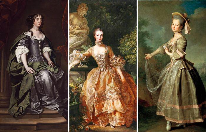 Самые знаменитые фаворитки монархов в истории