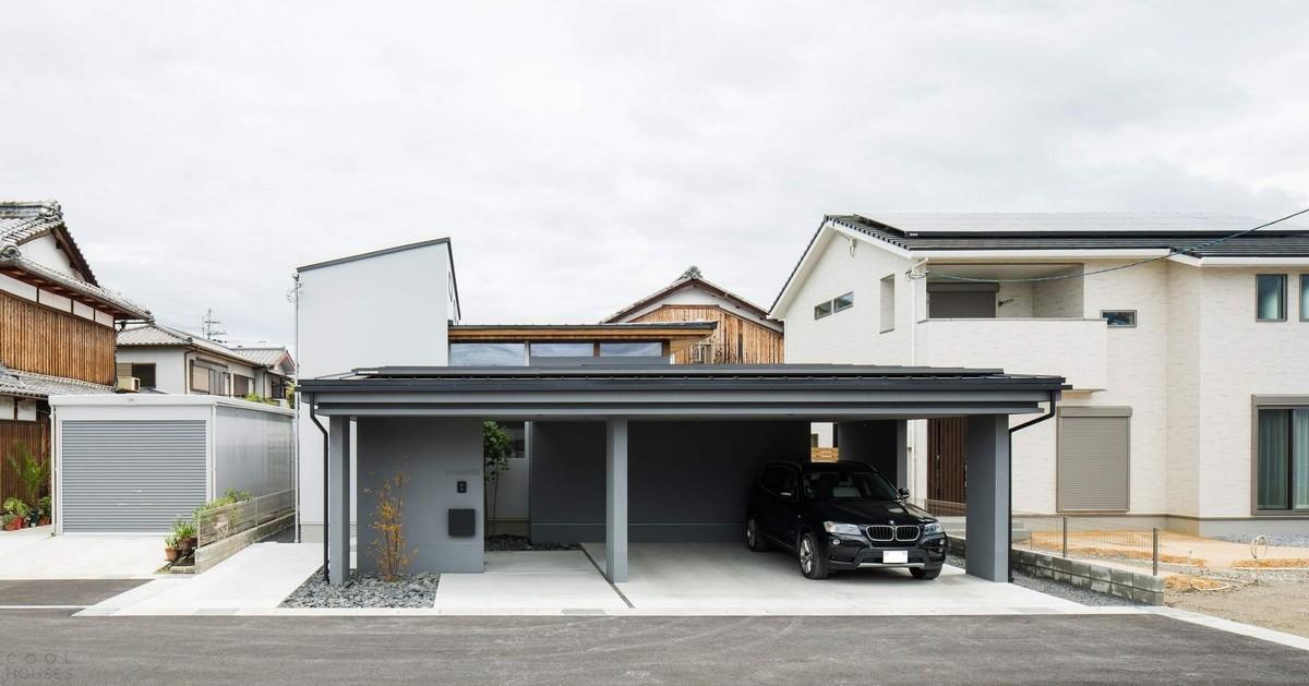 Семейный дом в традиционном японском стиле