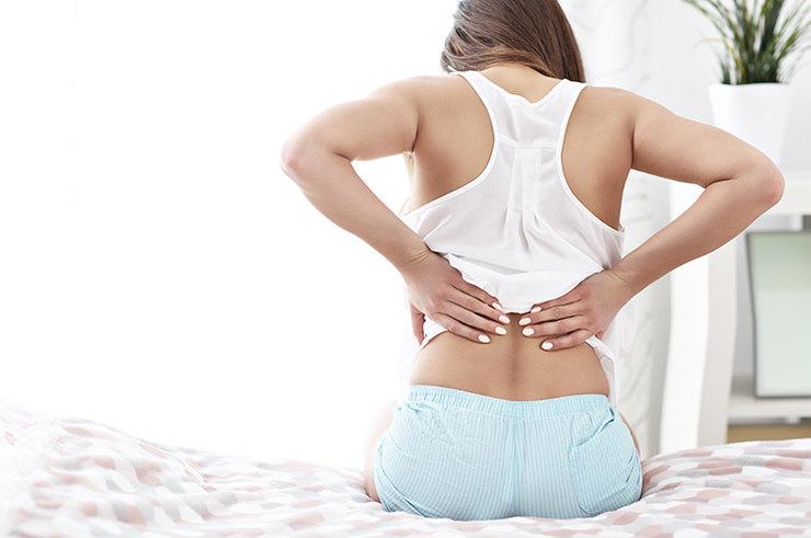 Способы справиться с болью в спине