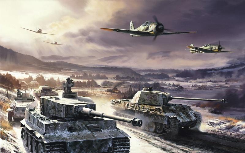 Странные события Второй мировой войны