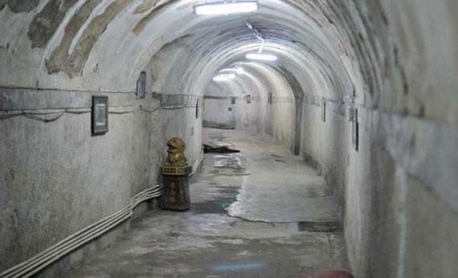 Ядерные убежища в пекинском метро