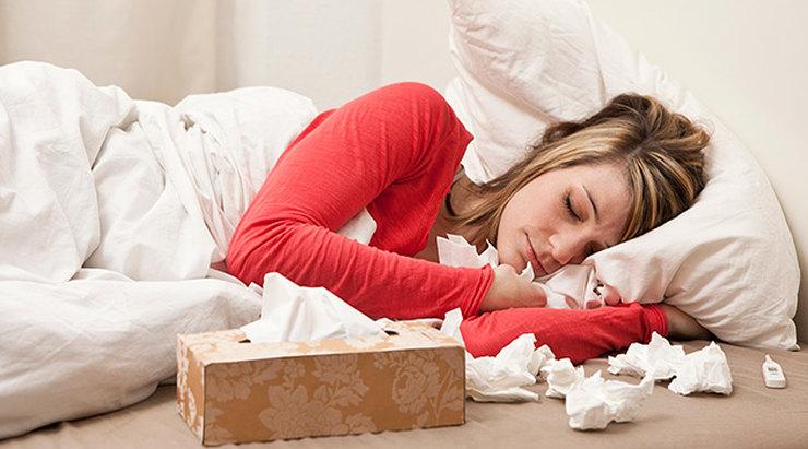 10 популярных мифов о простуде