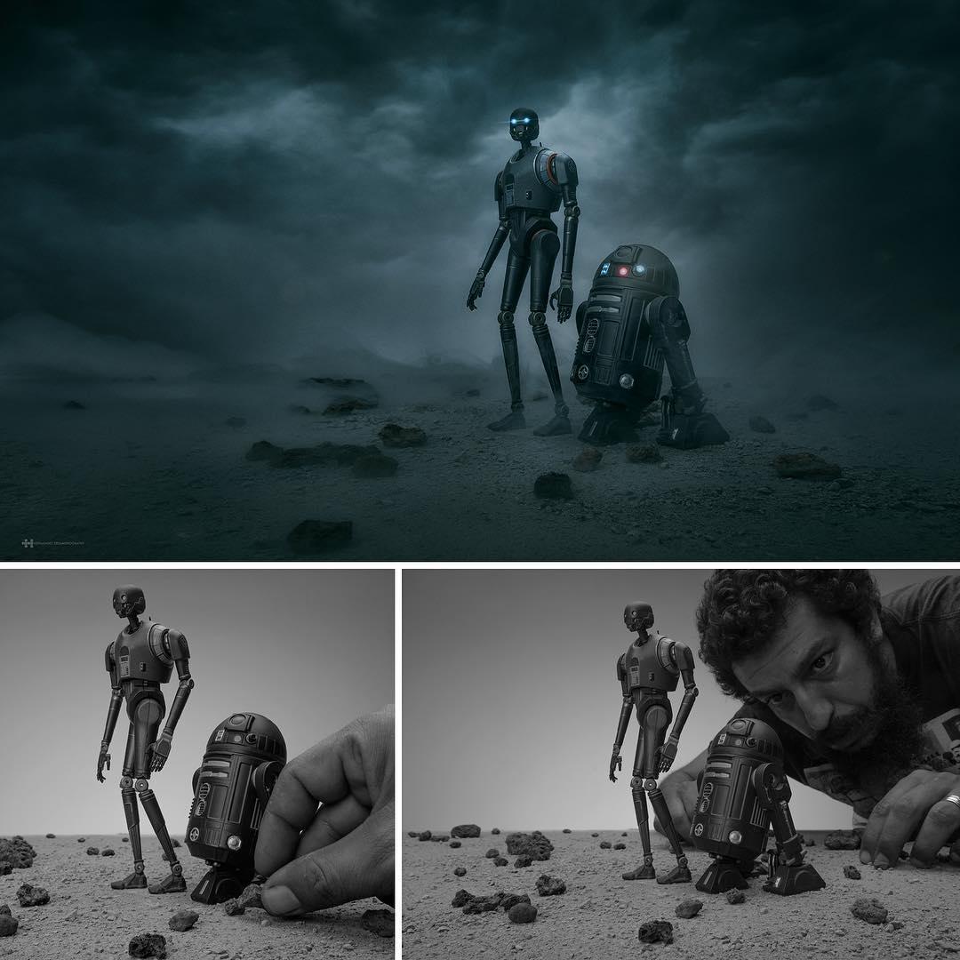 Фотограф Феликс Эрнандес Родригес создает миры и снимает их