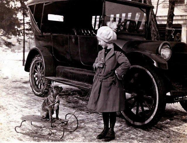 Фотографии Нью-Йорка в 1920-е годы
